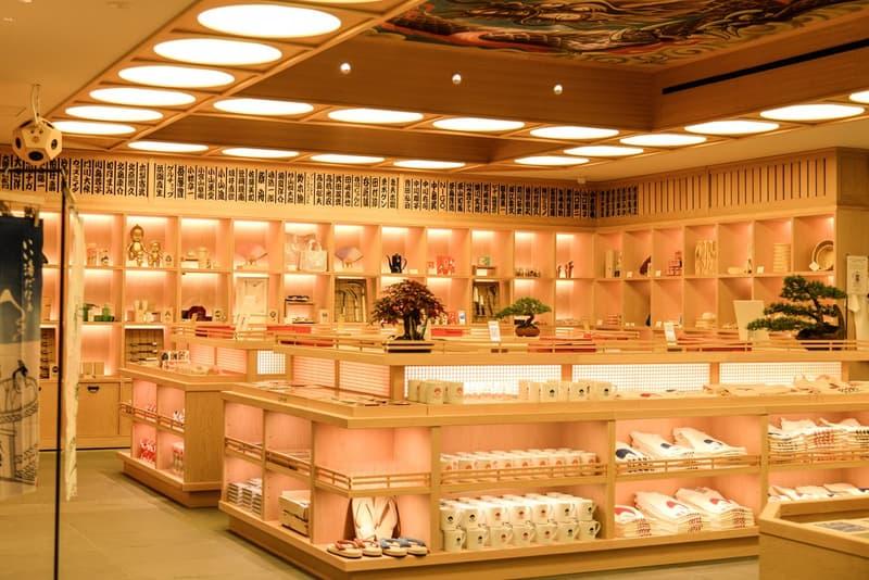 開業信息揭曉!BEAMS JAPAN 京都店限定單品全公開