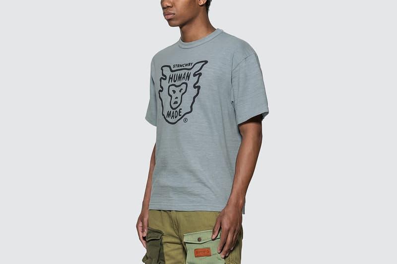 本日嚴選 10 款 Logo T-Shirt 單品入手推介