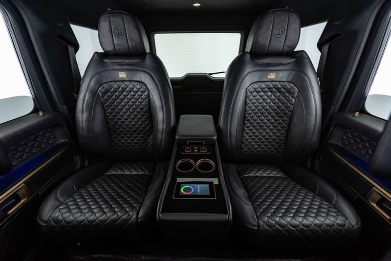 風華內斂 − Brabus 打造 Mercedes-AMG G63 全新「Black & Gold Edition」改裝車型