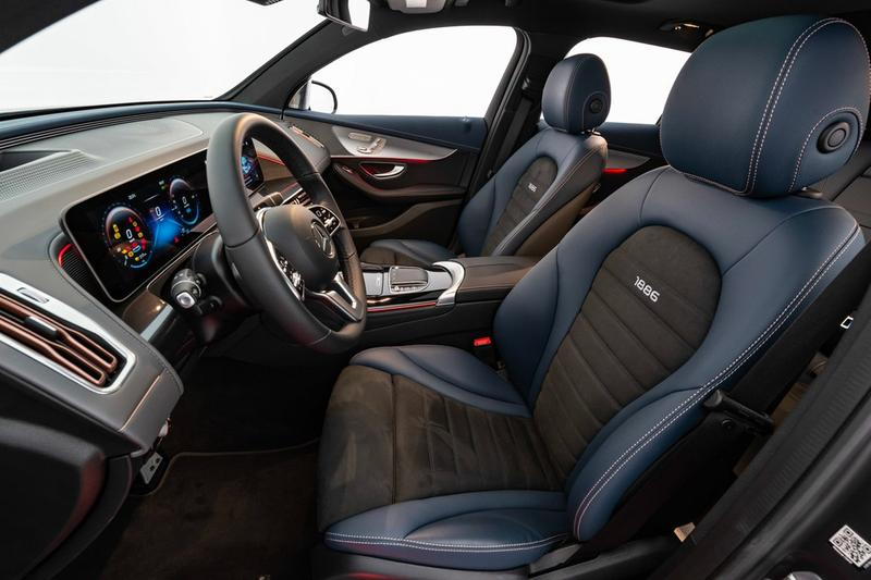 電能黑化 − Brabus 打造 Mercedes-Benz EQC 400 4MATIC 全新改裝車型
