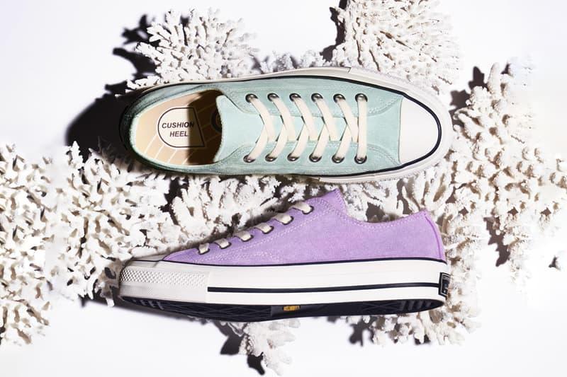 日本最高端支線 Converse Addict 發佈新季度 Chuck Taylor 鞋款