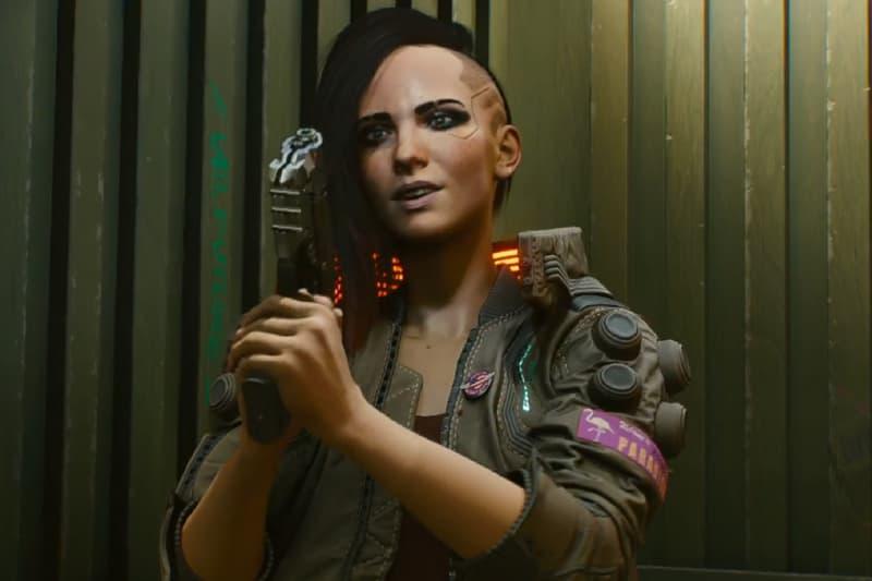 婦女節獻禮 - 期待大作《Cyberpunk 2077》揭露女版遊戲主角全新外觀