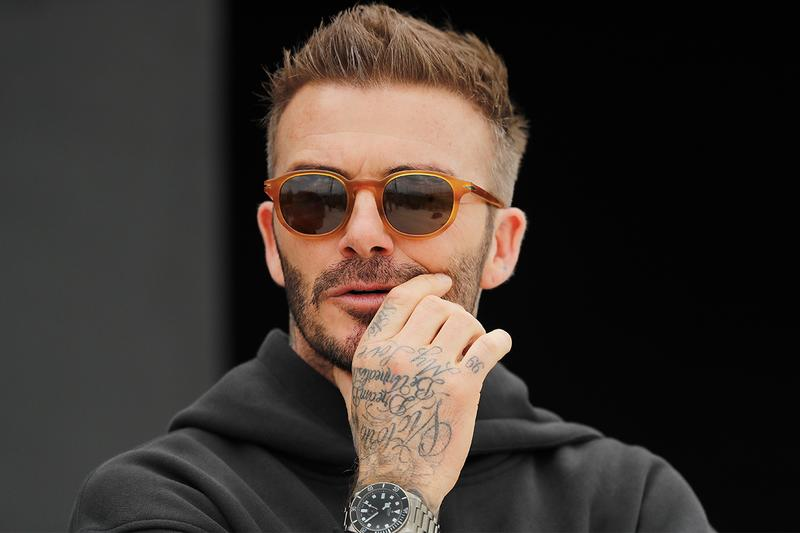 David Beckham 曝光 Tudor 為他打造的專屬版 Pelagos 手錶