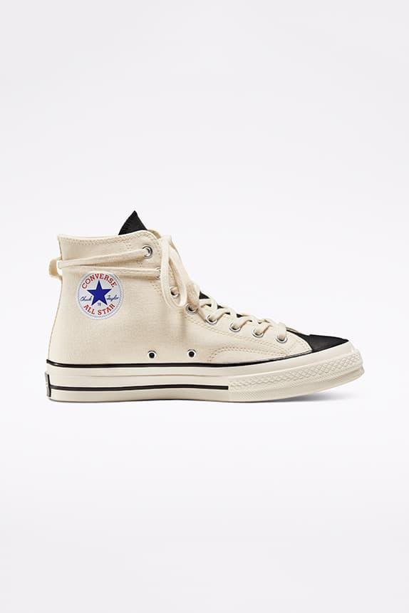 Fear of God ESSENTIALS x Converse 聯乘 Chuck 70 鞋款港台發售情報