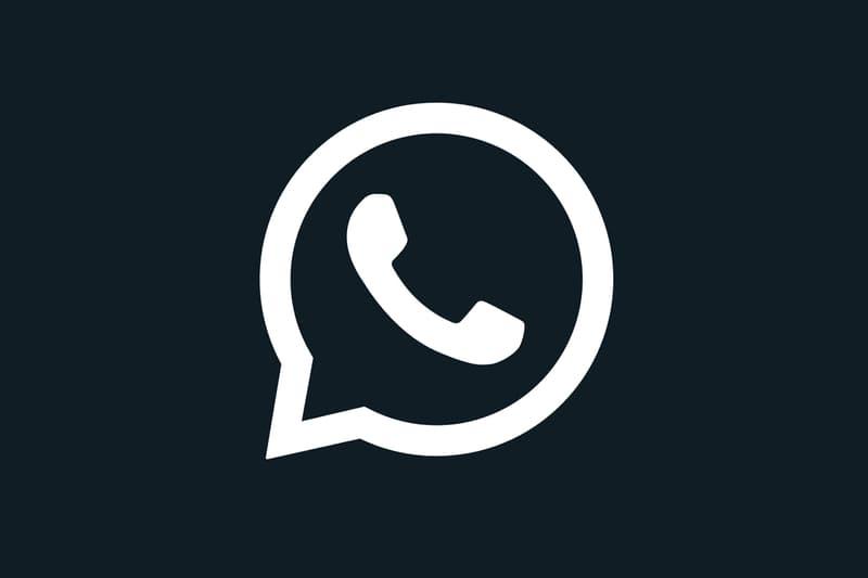視覺良好-WhatsApp 正式實裝「Dark Mode」深色模式介面