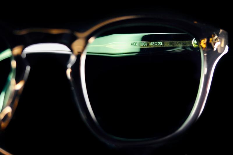 帥氣加持-Garrett Leight 香港首發 ACE 太陽眼鏡鏡款
