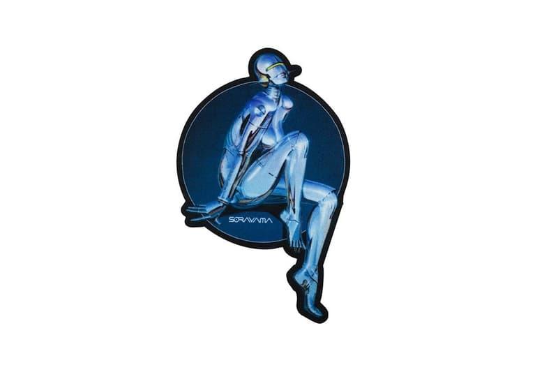 械慾家飾 − 空山基「Sexy Robot」系列地毯正式發佈