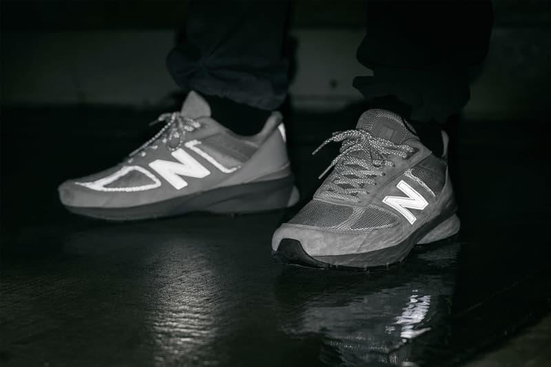 率先預覽 HAVEN x New Balance 990v5 全新聯名鞋款