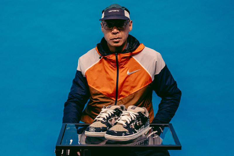 元祖級別-滑板巨匠 Danny Supa 開箱實着 Travis Scott x Nike SB Dunk Low
