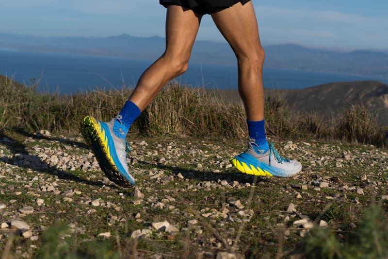 鞋底極巨化!HOKA ONE ONE 全新 TenNine 越野跑鞋正式發佈