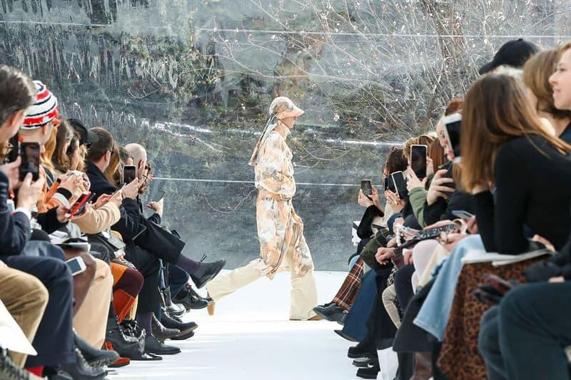 倫敦及巴黎男裝時裝周宣佈將會取消舉行