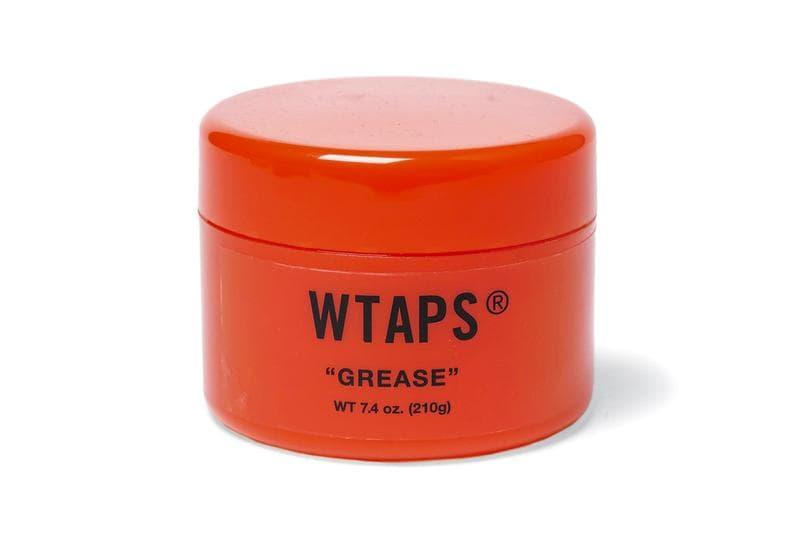 從「頭」做起-WTAPS 推出男士髮油及口袋梳