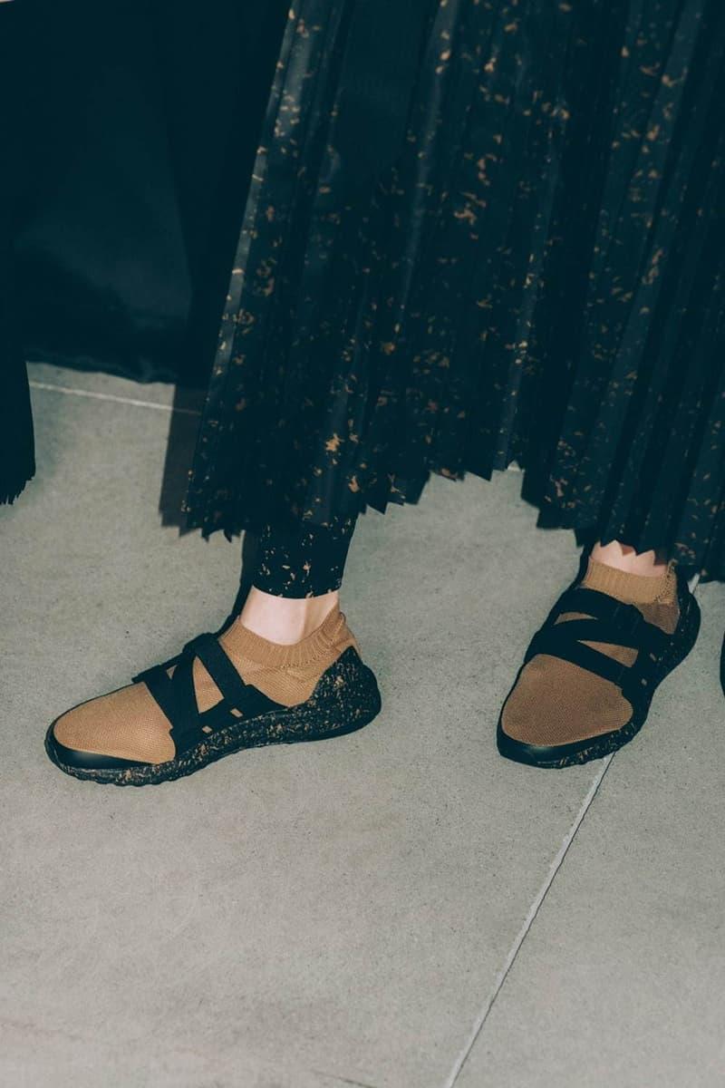 率先預覽 HYKE x adidas 2020 最新春夏女裝聯名鞋款