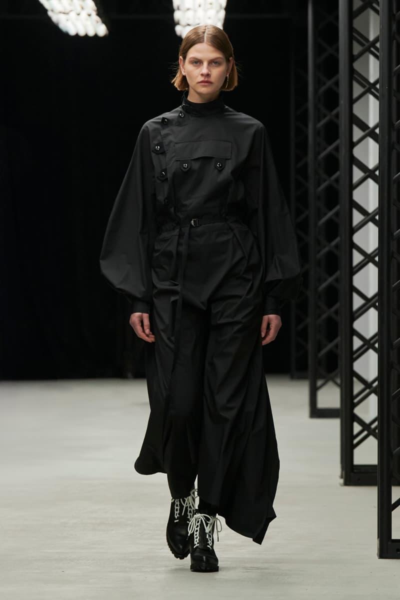 東京時裝周 - HYKE 2020 秋冬系列時裝大秀