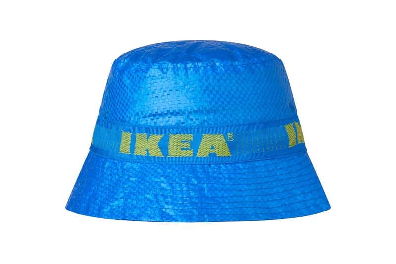 官方發售 $3.99 美金 − IKEA 正式推出「KNORVA」漁夫帽款
