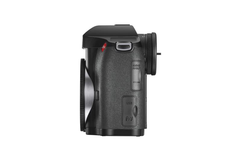 十年磨一劍-Leica 推出中畫幅之最 S3 數碼單反相機
