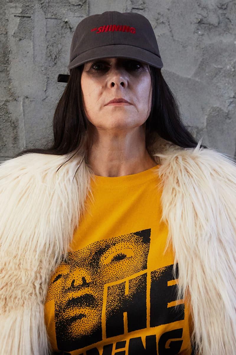LMC 推出經典恐怖電影《The Shining》全新聯乘服飾系列