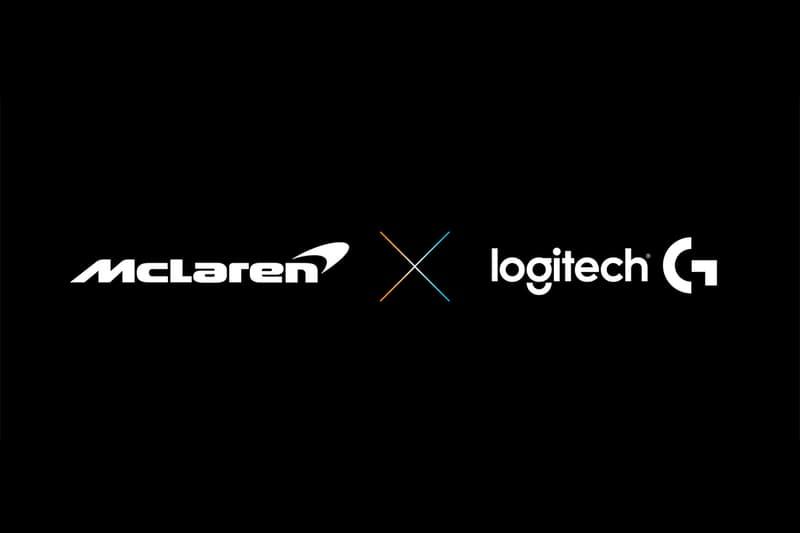 Logitech G 宣佈與 McLaren 車隊持續合作夥伴關係