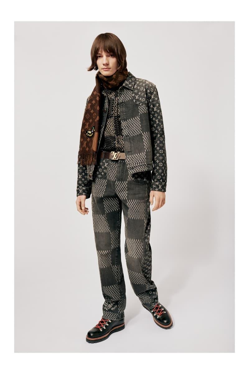 Virgil Abloh 攜手 NIGO!Louis Vuitton 最新秋冬聯名企劃「LV²」正式發佈