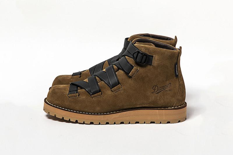 現代機能美學-meanswhile x Danner Mountain Light「Harness」新配色上架!