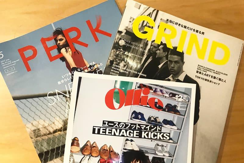 日本人氣雜誌《Ollie》、《GRIND》出版社 MEDIUM 正式宣告破產