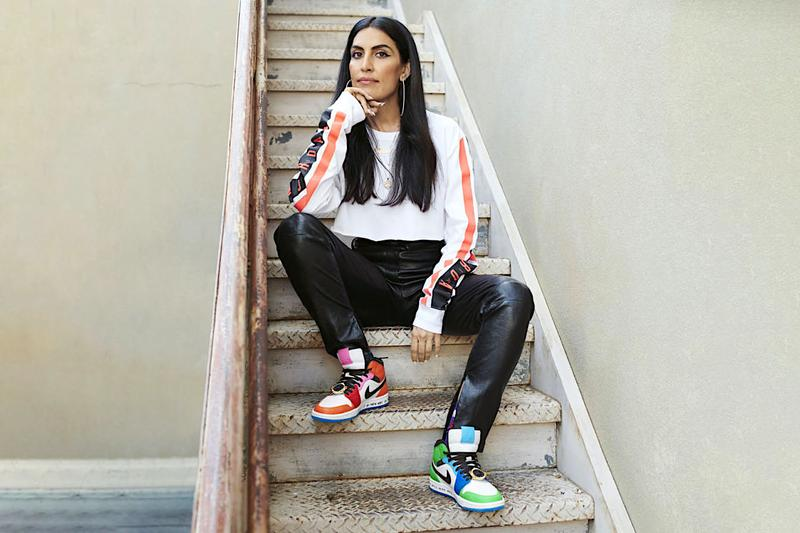 從公寓賣鞋到聞名鞋圈,Melody Ehsani 用堅持書寫女性創意力量