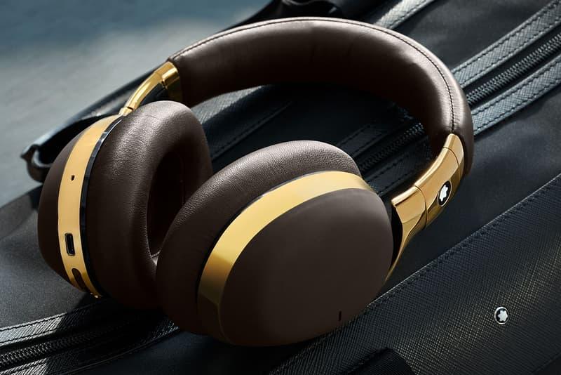 Montblanc 正式推出品牌首款無線藍牙智能耳機系列