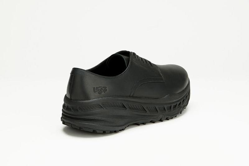 N.HOOLYWOOD x UGG 打造別注變種鞋款