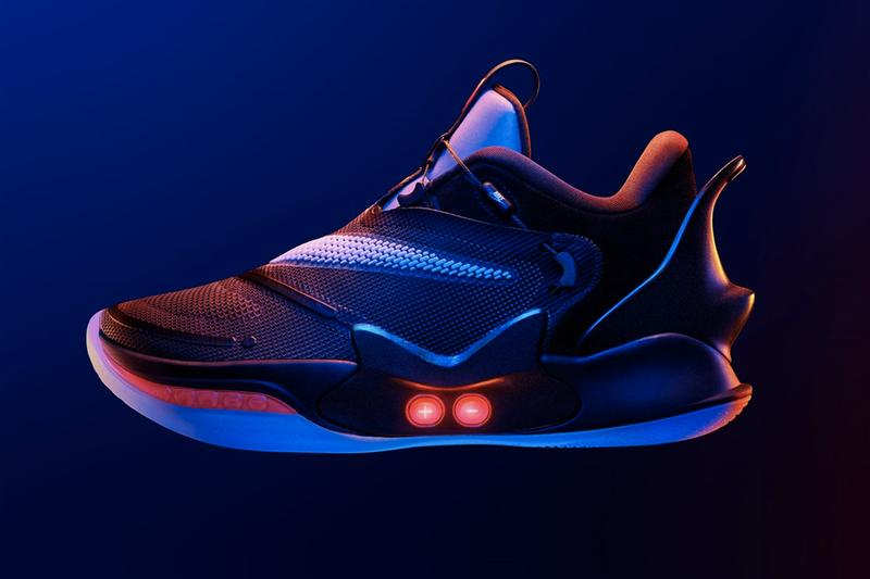 Nike 科技籃球鞋款 Adapt BB 2.0 港台發售消息公開