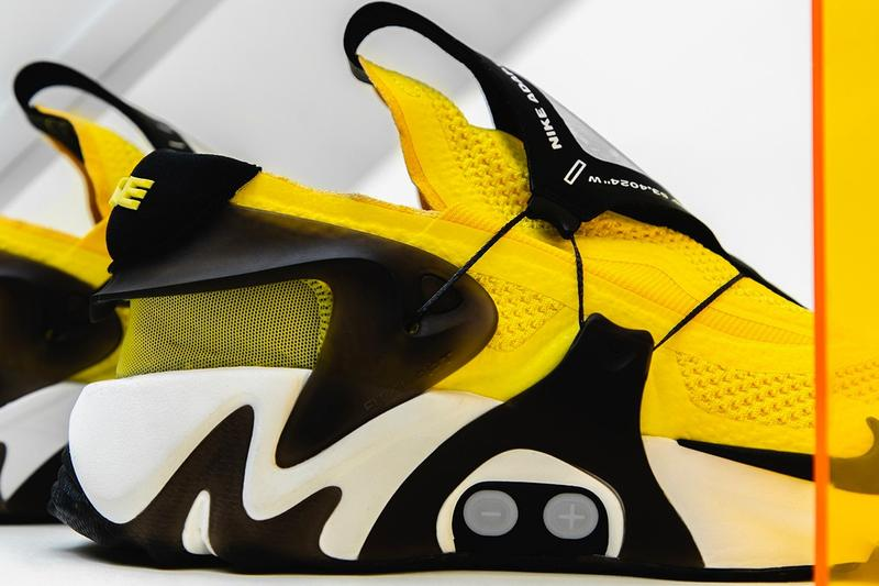Nike 全新自動綁帶鞋款 Adapt LE 01 最新配色「Grey Gum」曝光