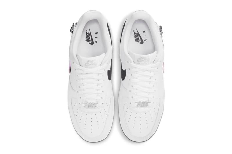 自由解構 - Nike 推出全新別注漸變 Nike Air Force 1