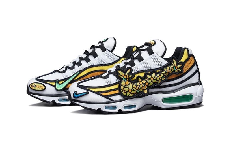 Nike Air Max 95 最新配色「Pollen Rise」發佈