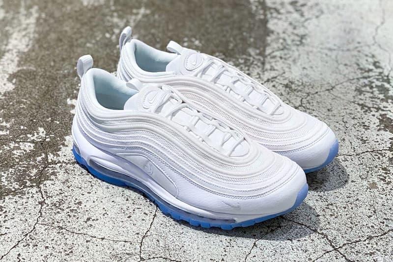 冰火交融 - Nike Air Max 97 全新配色「White Flame」正式發佈