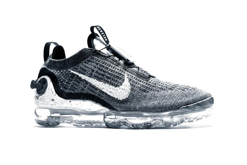 Nike Air VaporMax 2020 最新配色「Black/Grey」發佈
