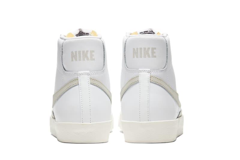 Nike Blazer Mid '77 Vintage 最新配色「Worn Brick」、「Light Bone」發佈