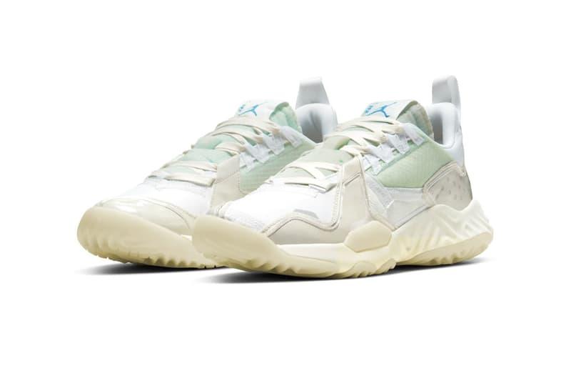 Jordan Brand 全新鞋型 Delta SP「Sail」配色即將正式發佈