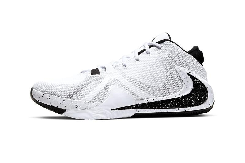 Nike Kyrie 6 和 Zoom Freak 1 全新配色「Oreo」發佈