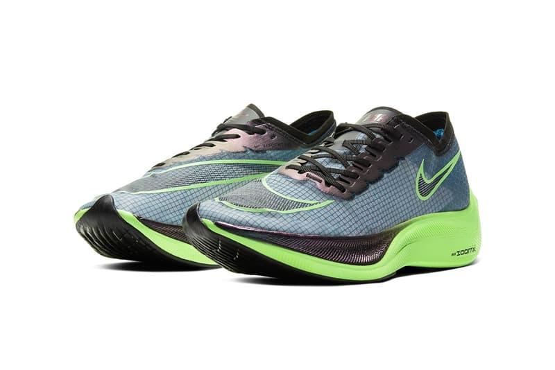 Nike ZoomX Vaporfly NEXT% 最新配色「Valerian Blue」發佈