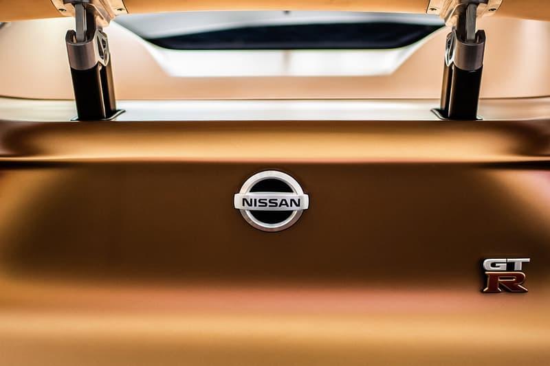Nissan 正申請全新的商標設計!