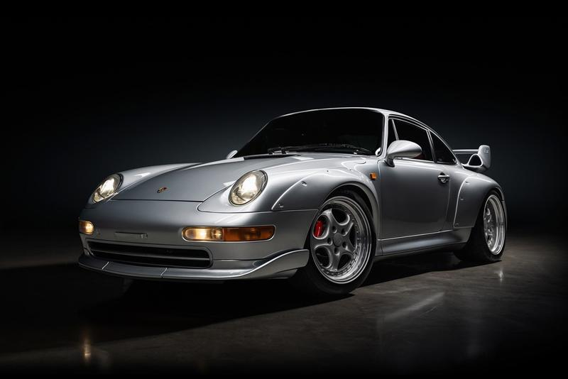 罕有 1996 年 Porsche 911 GT2 即將展開拍賣