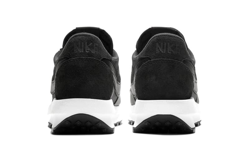 sacai x Nike LDWaffle「Nylon」聯乘鞋款官方圖輯發佈