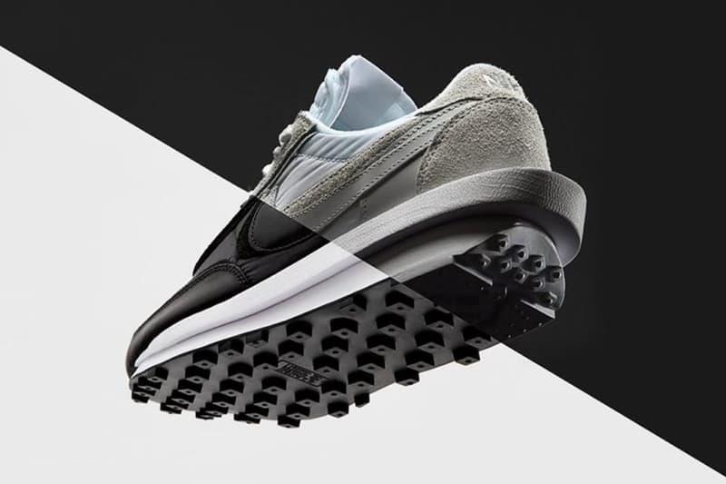 黑白分明-sacai x Nike LDWaffle 聯乘鞋款香港區抽籤情報公開