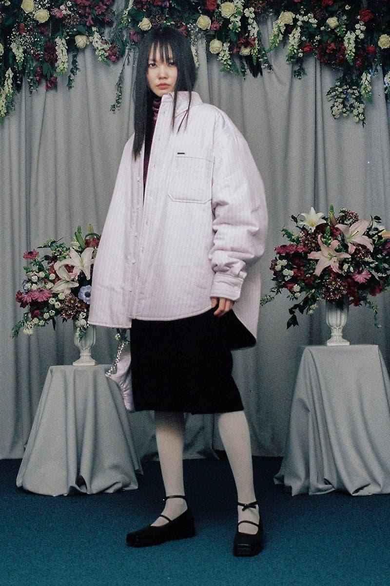 SU GI 2020 秋冬系列 Lookbook 正式發佈