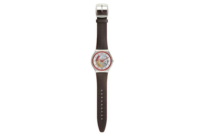Swatch《007》別注手錶系列最終作「Q watch」正式登場