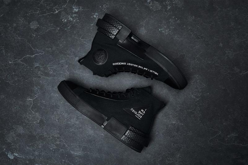 Converse x TAKAHIROMIYASHITATheSoloist. 攜手打造全新 CX Disrupt 解構聯乘鞋款