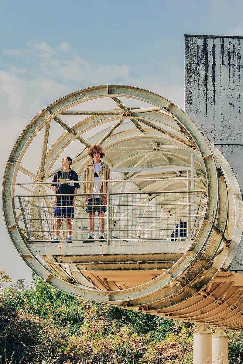 The North Face Urban Exploration 春夏季最新聯名系列「Kazuki Lemon」港台發售情報公開