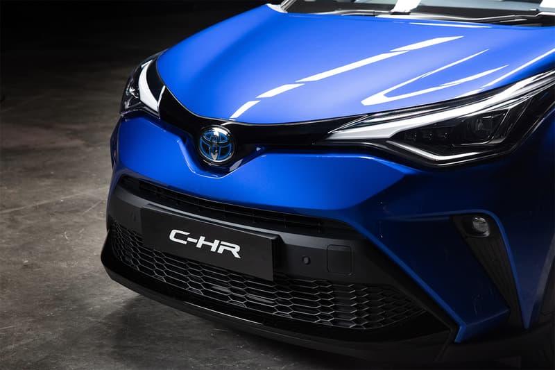 全攻型混能 SUV-Toyota C-HR 正式登陸香港!