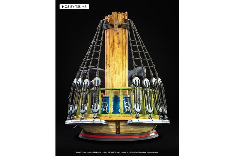 四皇降臨 − Tsume-Art 打造紅髮傑克「霸王色」發動場景雕像