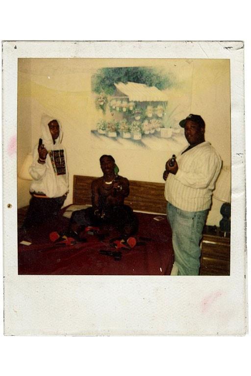 Tupac Shakur 生前著用頭巾及酒店帳單即將展開拍賣