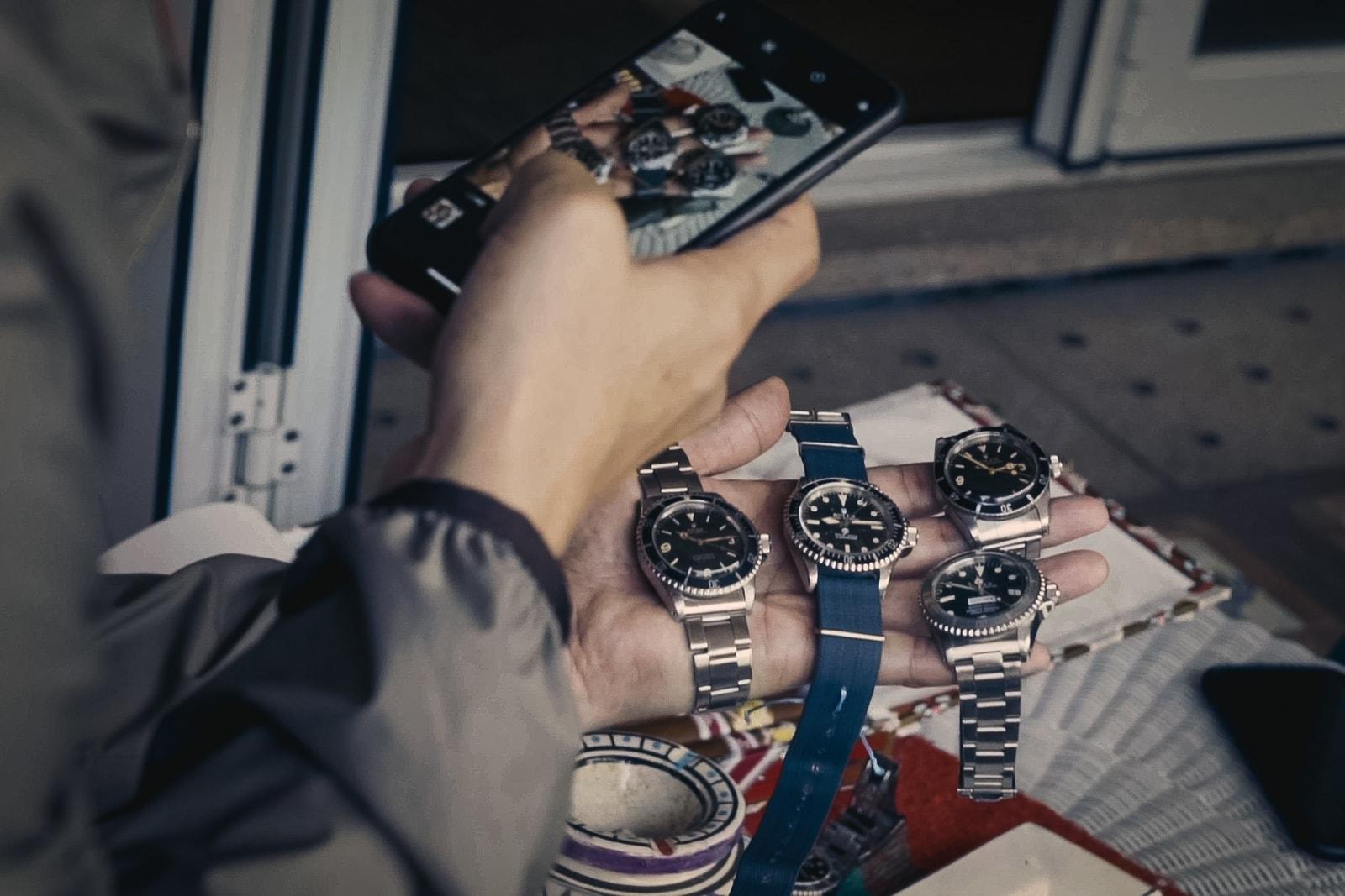 水鬼入門論:藏家淺談 Rolex Submariner 不同型號的珍品值練